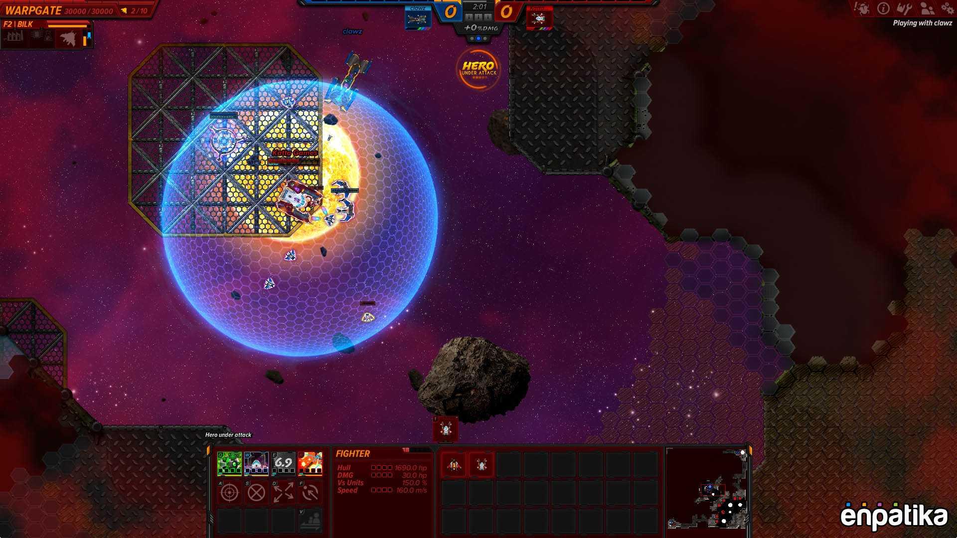 Asteroid Fight Kaç GB?