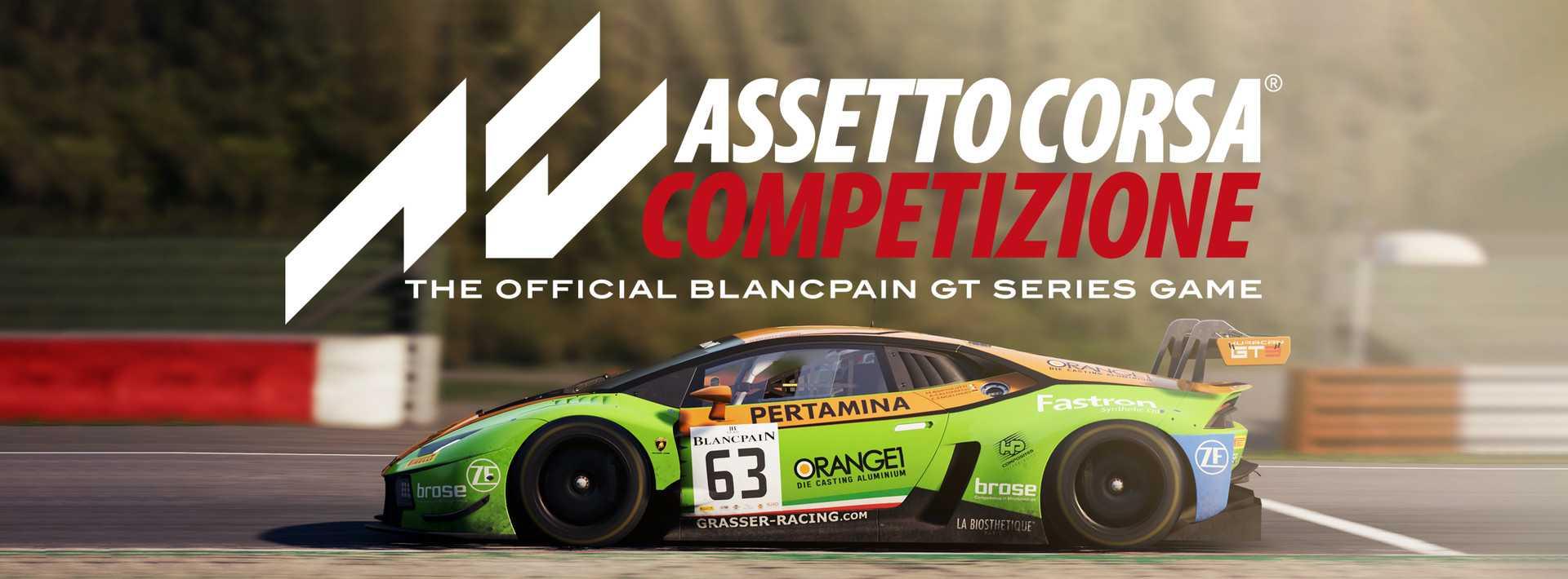 Assetto Corsa Competizione Sistem Gereksinimleri