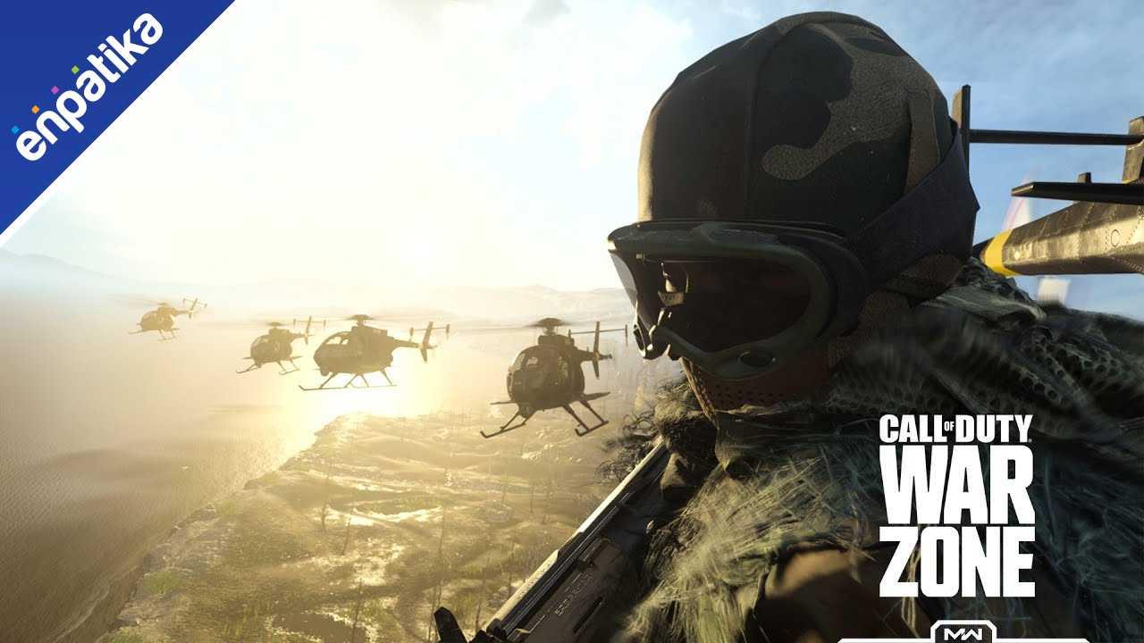 Warzone Güncellemesi