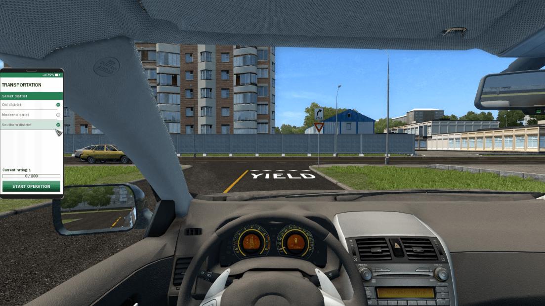 City Car Driving Sistem Gereksinimleri