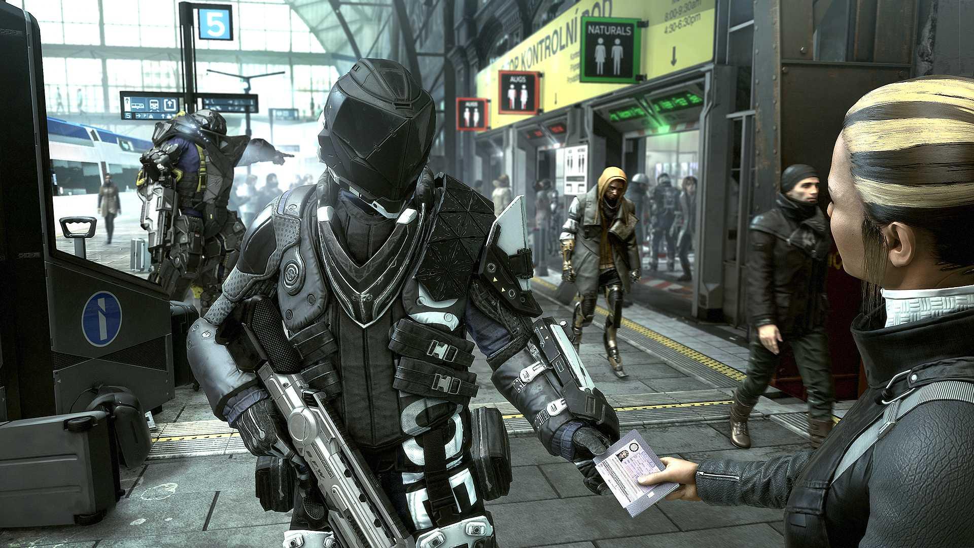Deus Ex: Mankind Divided Sistem Gereksinimleri