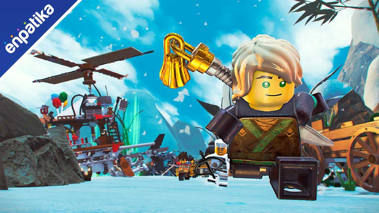 LEGO Ninjago indir