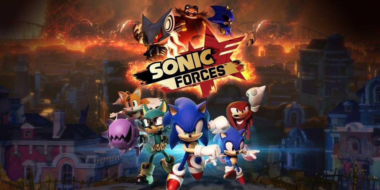 Sonic Forces Sistem Gereksinimleri