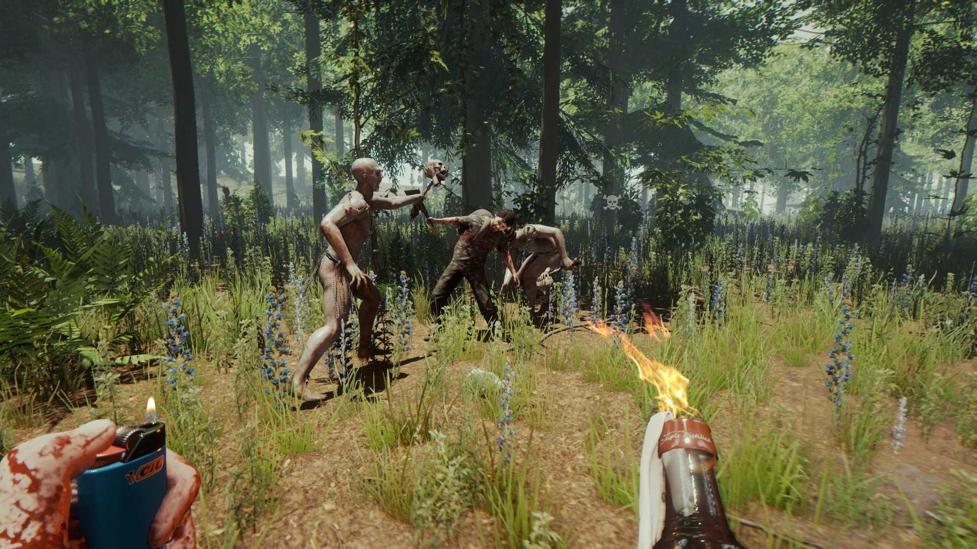 The Forest Sistem Gereksinimleri
