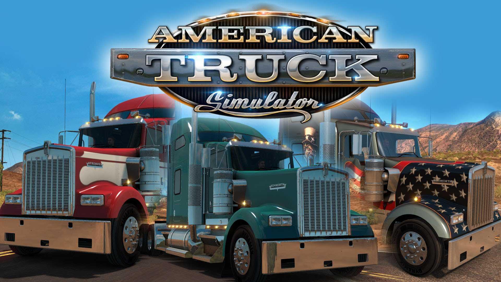 American Truck Simulator Sistem Gereksinimleri