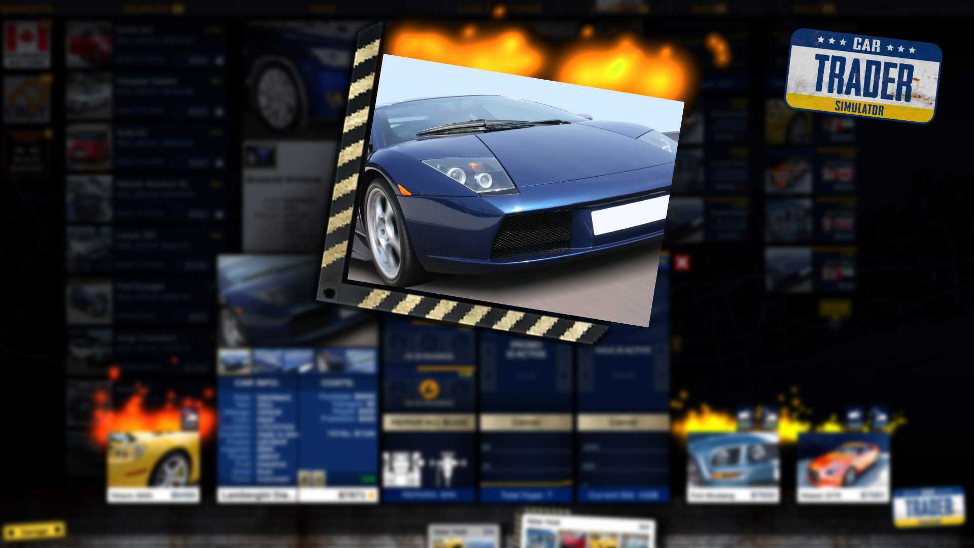 Car Trader Simulator Sistem Gereksinimleri