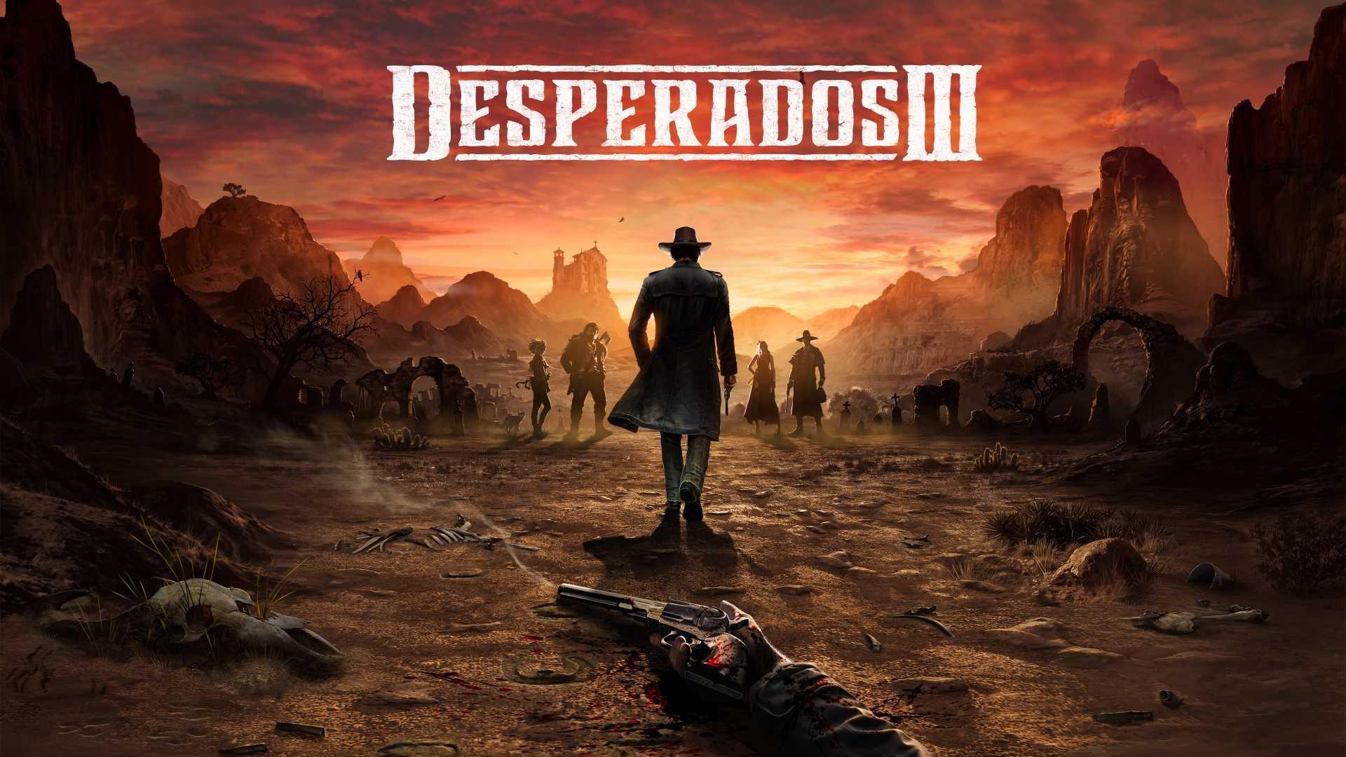 Desperados III Sistem Gereksinimleri