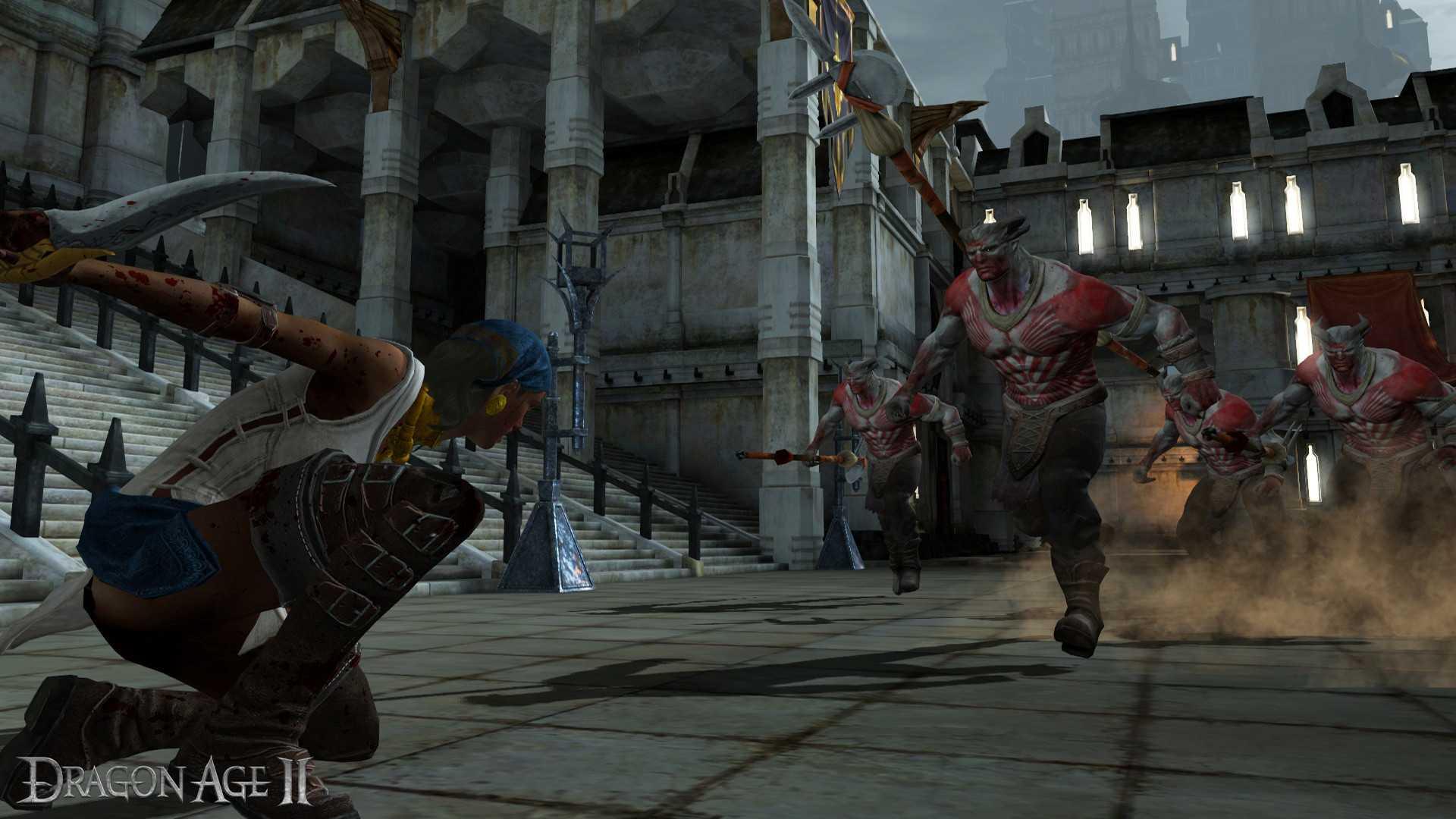 Dragon Age II Sistem Gereksinimleri