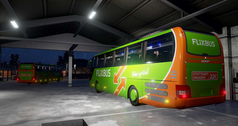 Fernbus Simulator Sistem Gereksinimleri