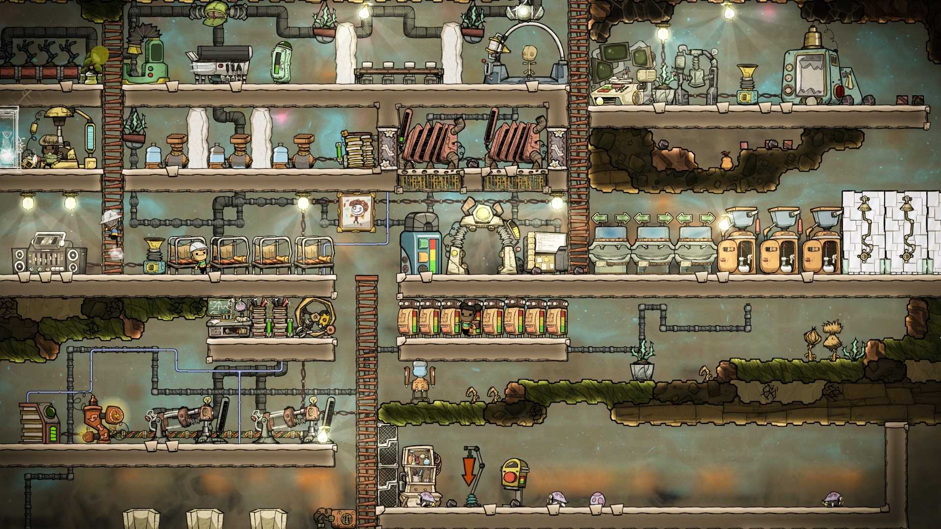 Oxygen Not Included Sistem Gereksinimleri