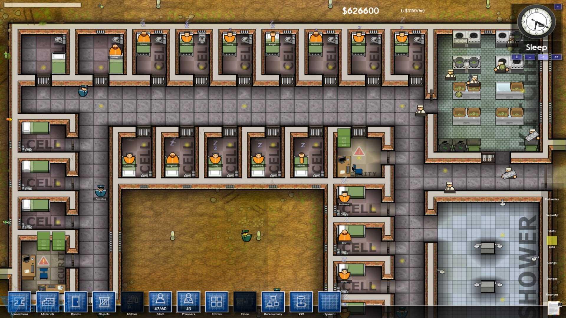 Prison Architect Sistem Gereksinimleri