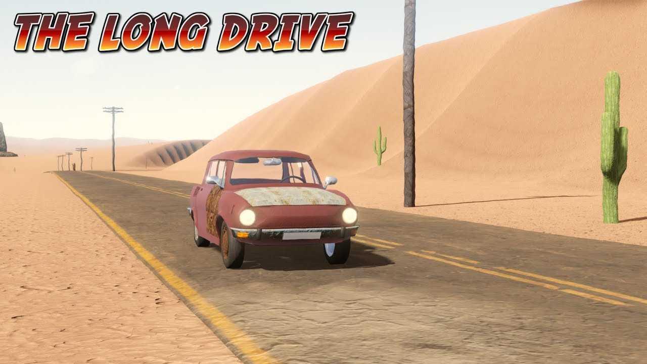 The Long Drive Sistem Gereksinimleri