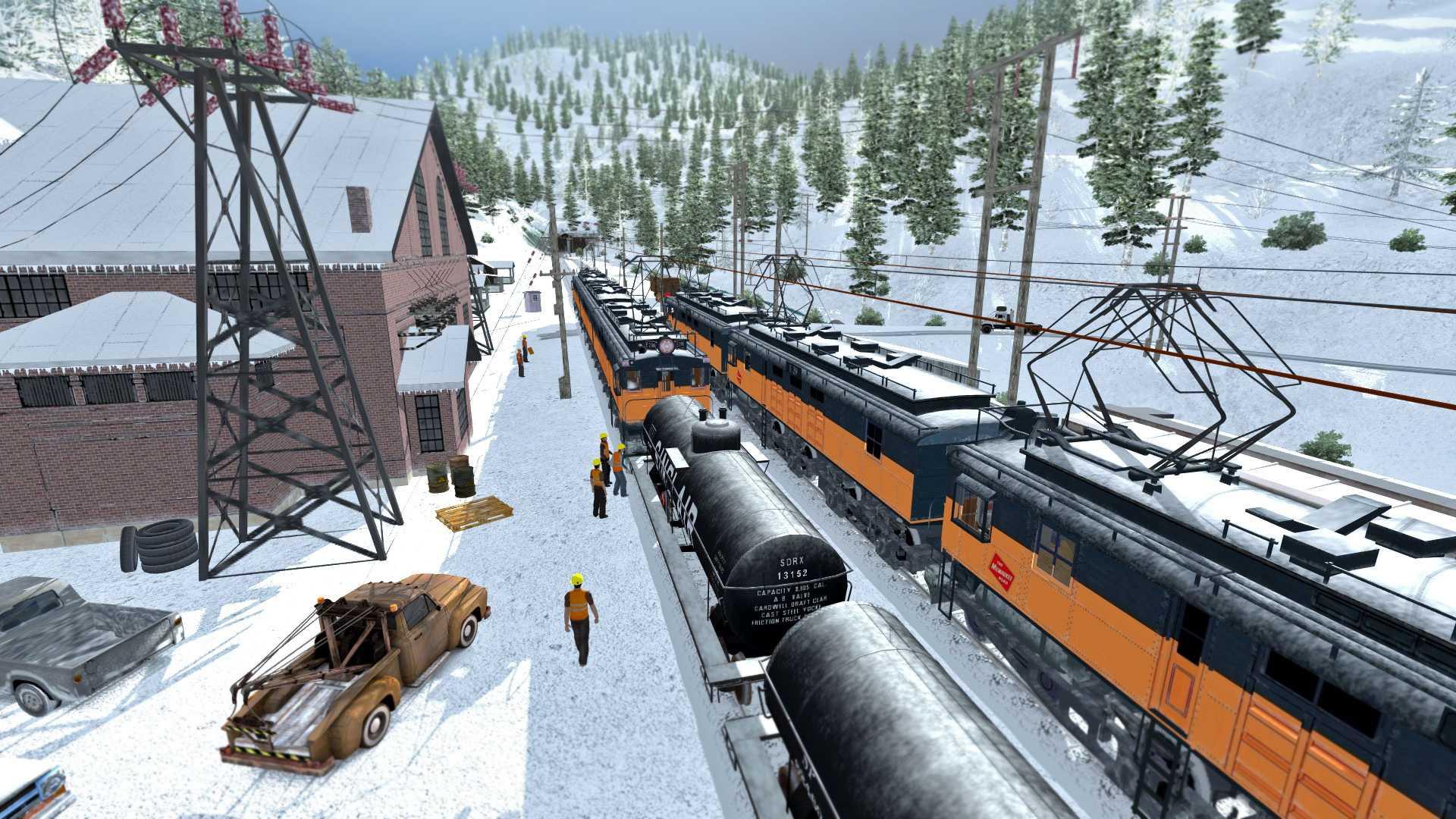Trainz: A New Era Sistem Gereksinimleri