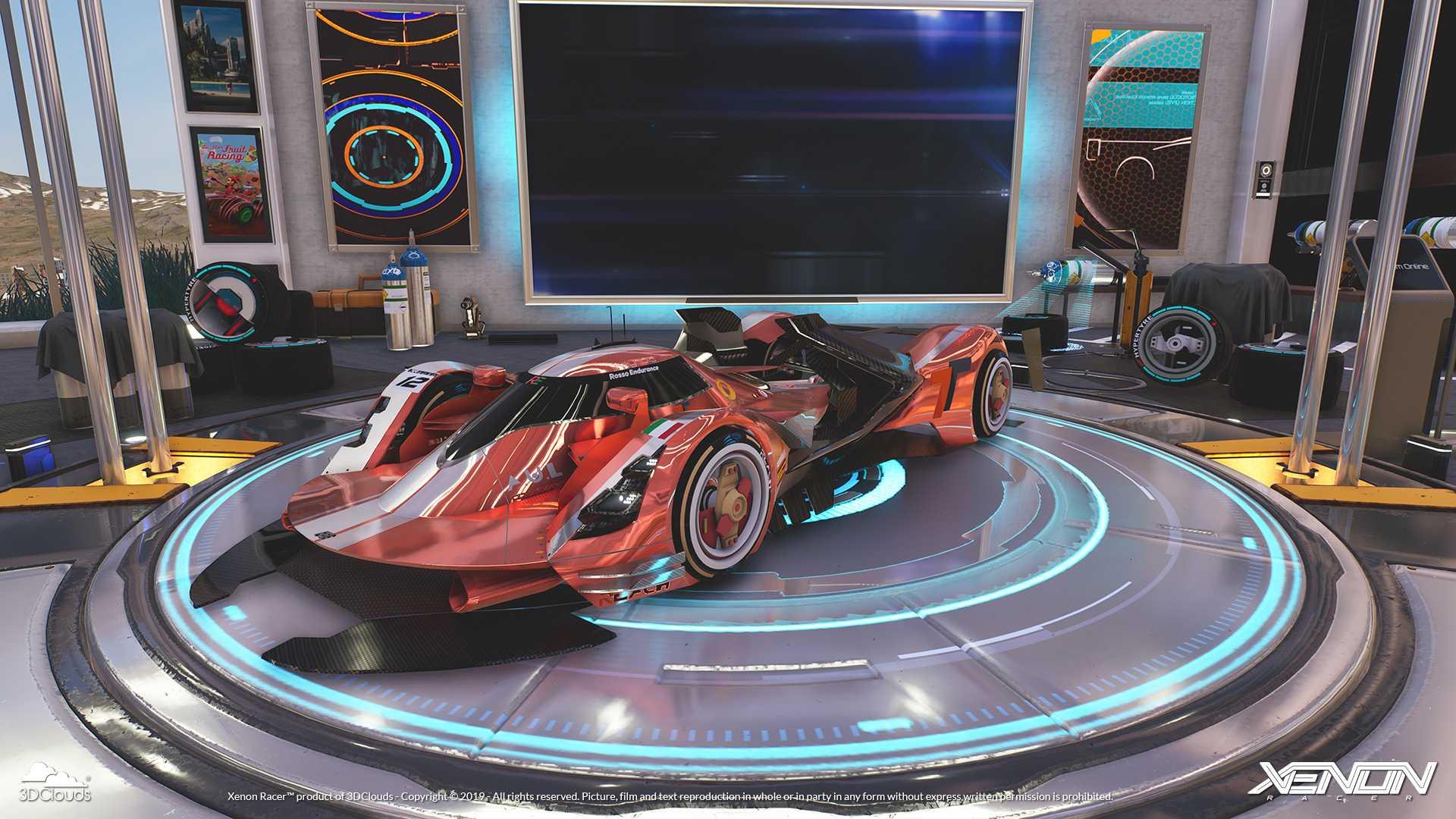 Xenon Racer Sistem Gereksinimleri