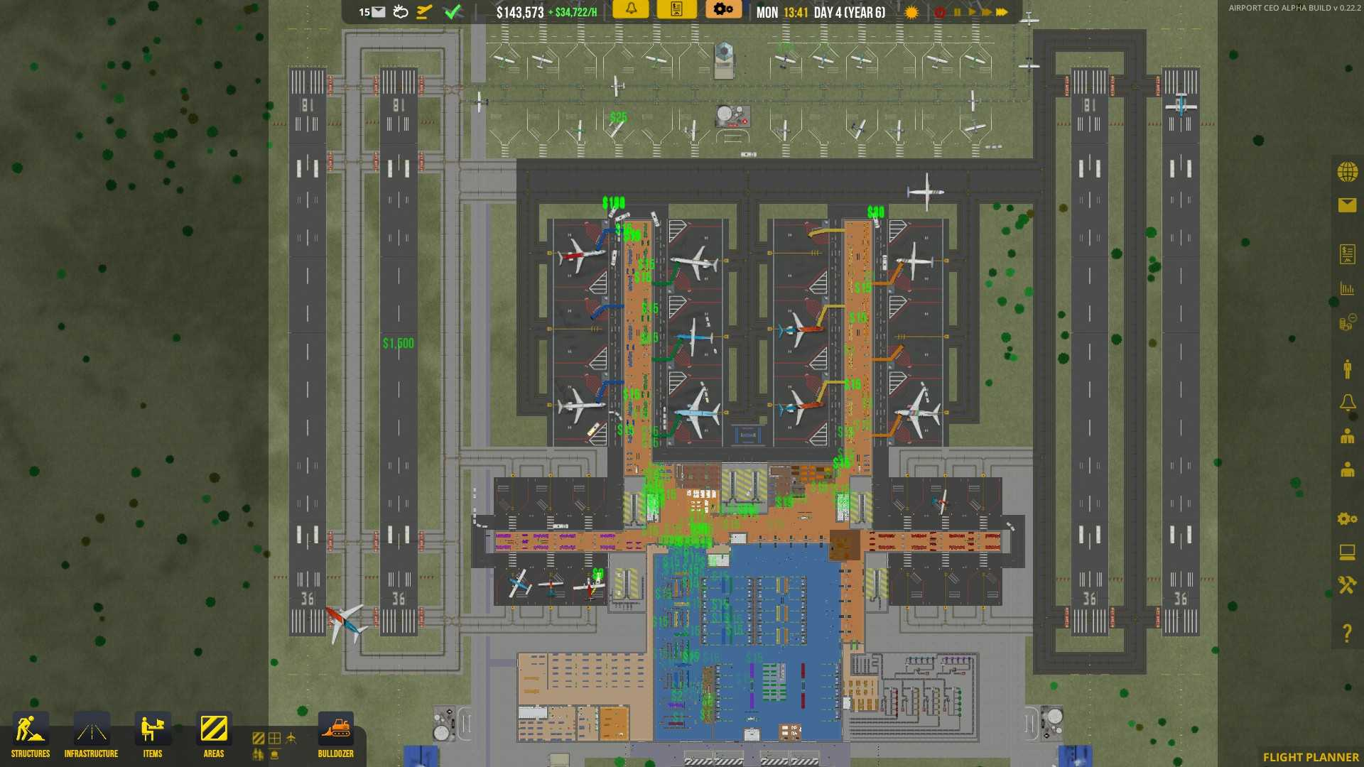 Airport CEO Sistem Gereksinimleri