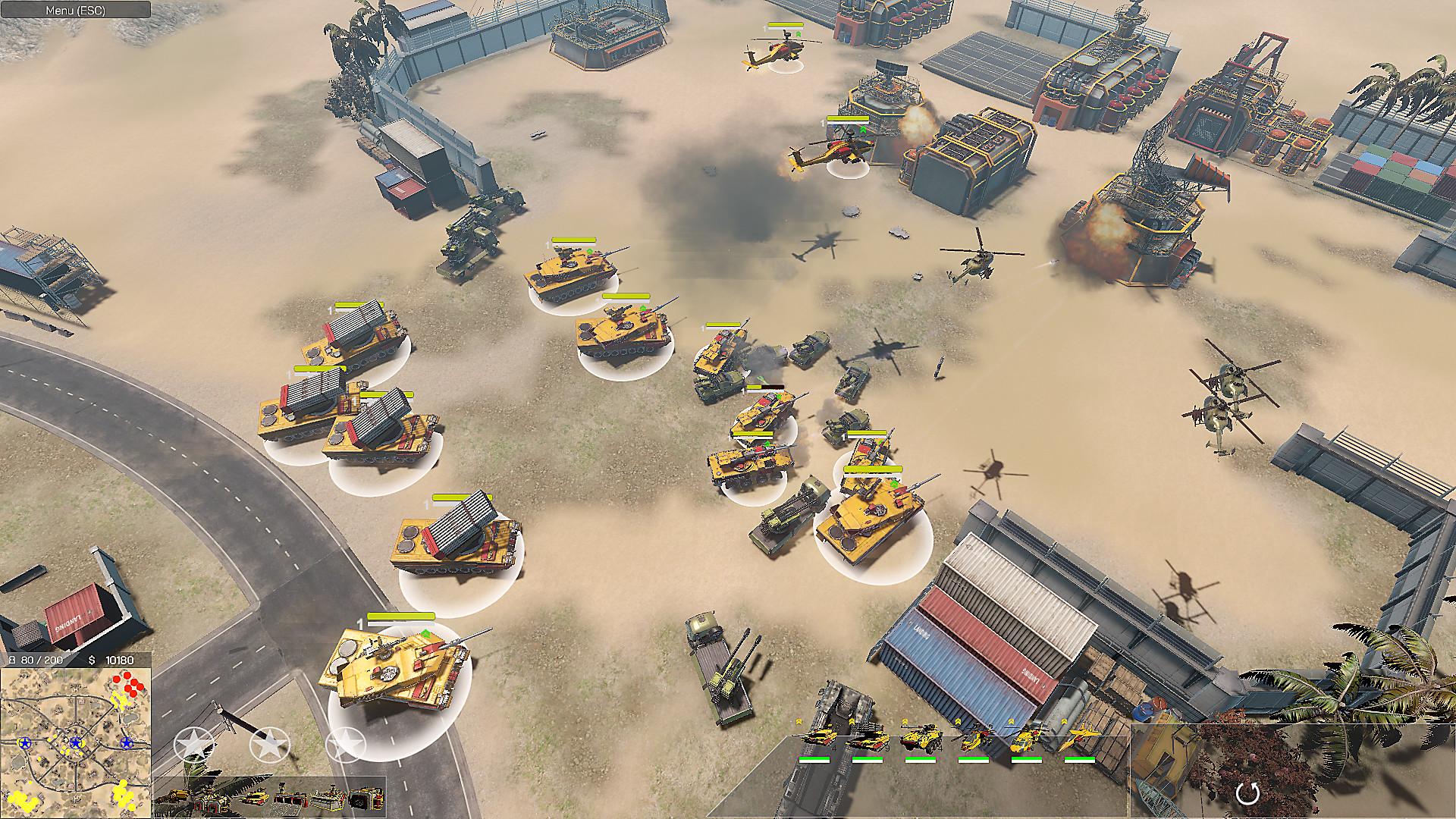 Armor Clash 3 Sistem Gereksinimleri