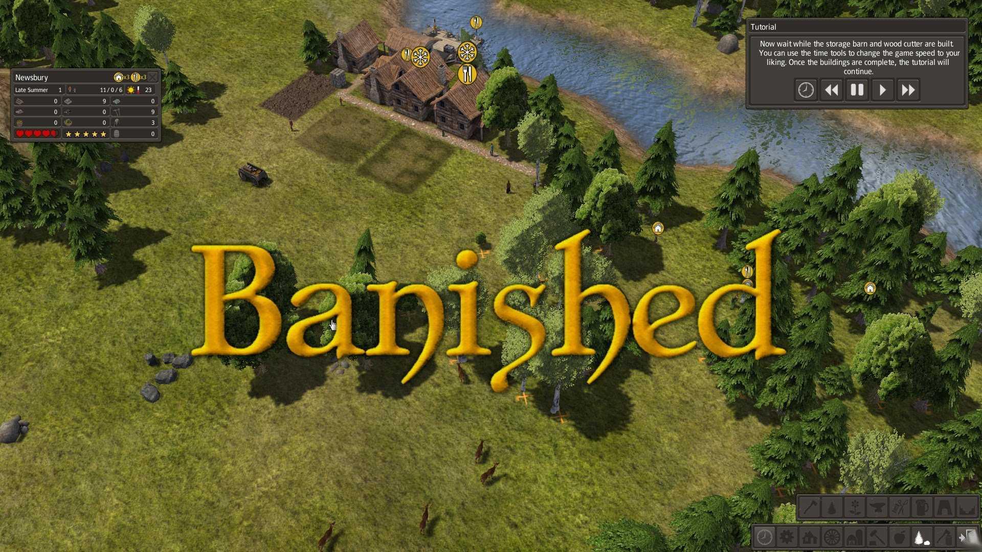 Banished Sistem Gereksinimleri