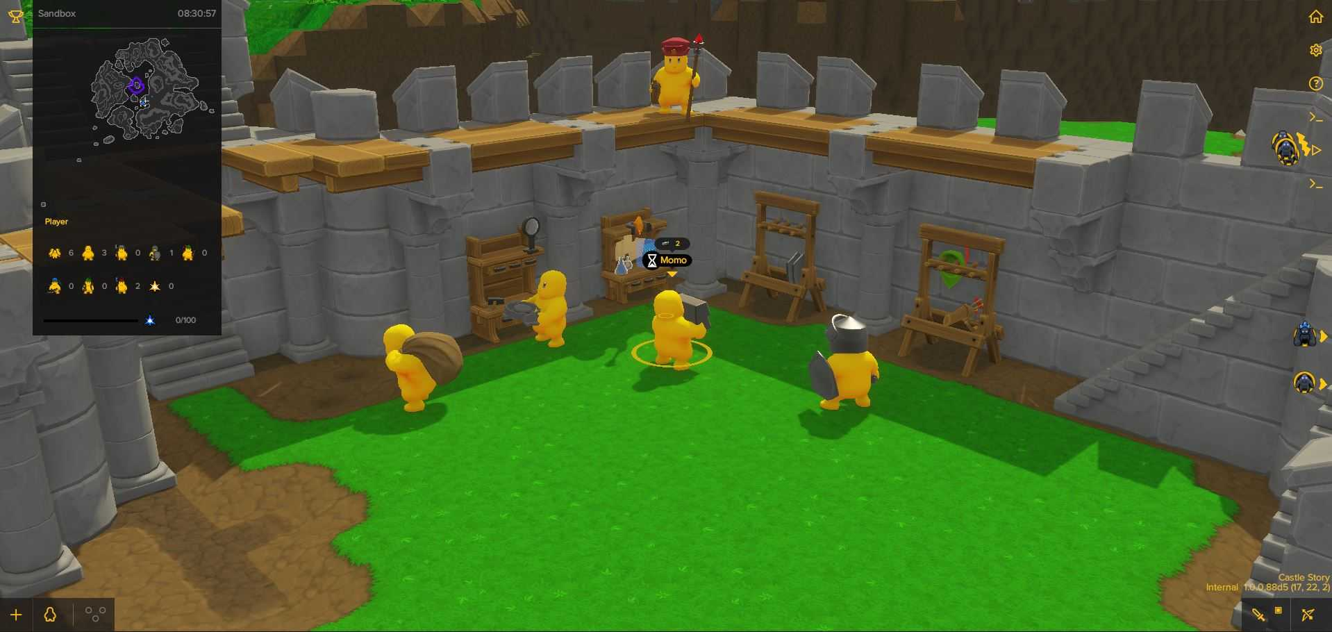 Castle Story Sistem Gereksinimleri