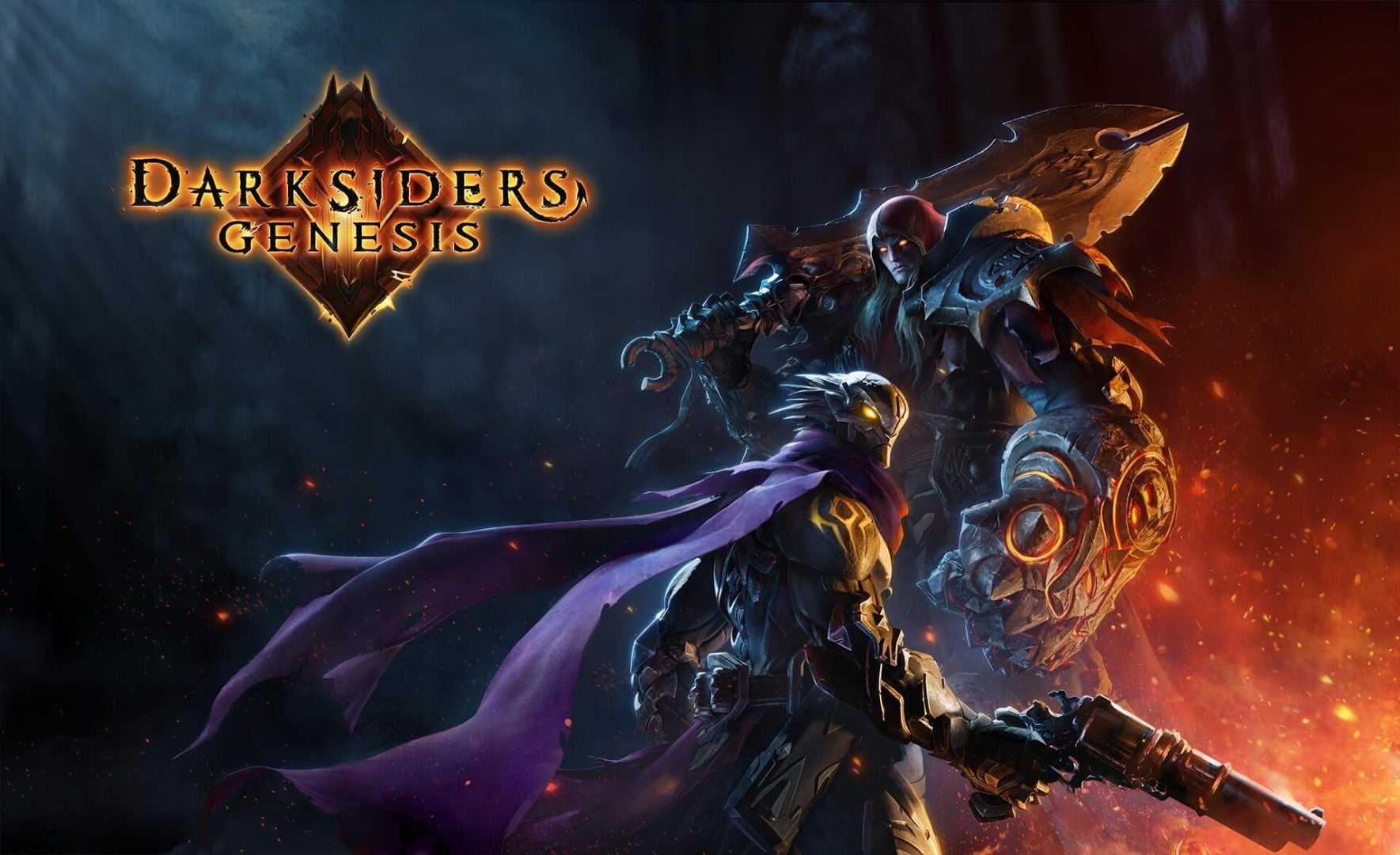 Darksiders Genesis Sistem Gereksinimleri