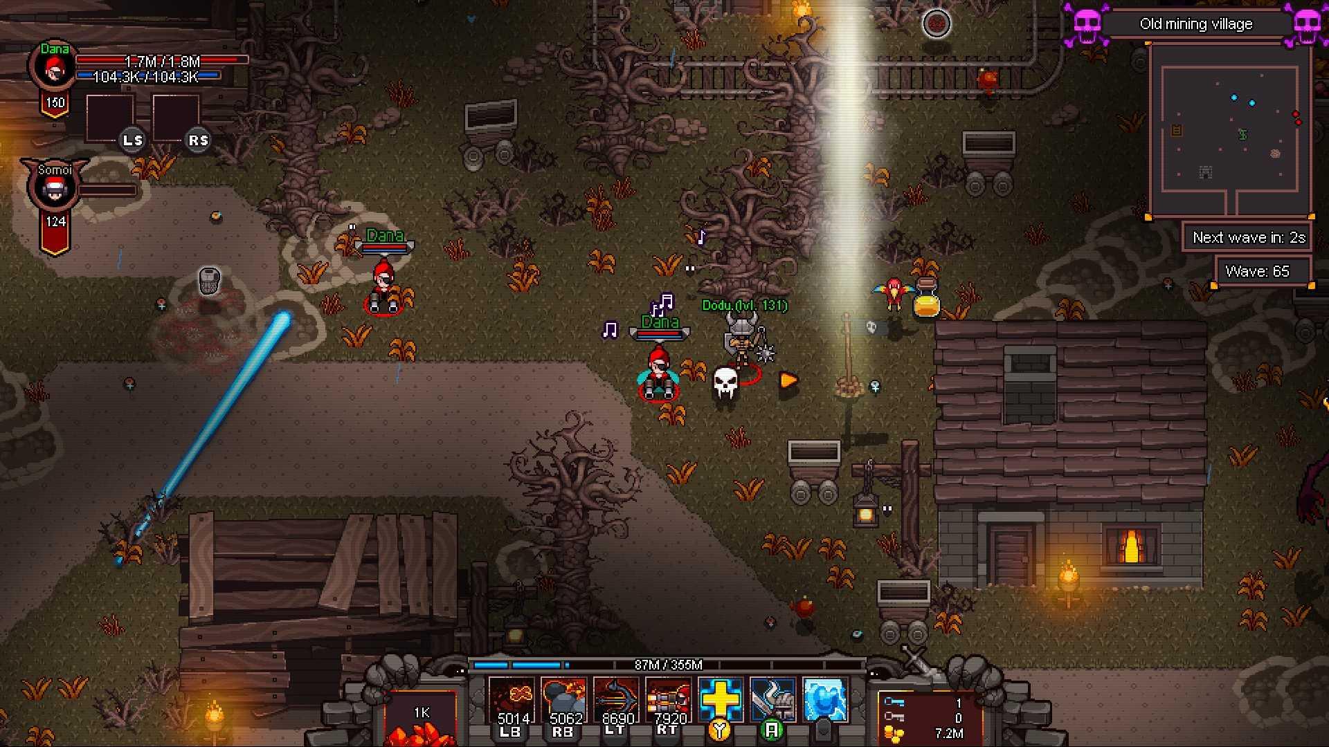 Hero Siege Sistem Gereksinimleri