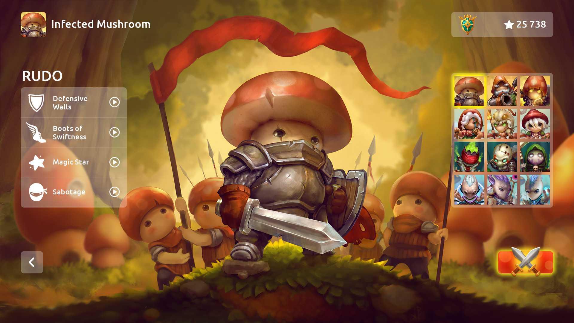 Mushroom Wars 2 Sistem Gereksinimleri