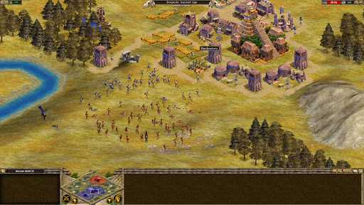 Rise of Nations Sistem Gereksinimleri