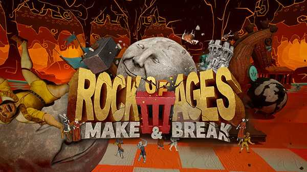 Rock of Ages 3: Make & Break Sistem Gereksinimleri