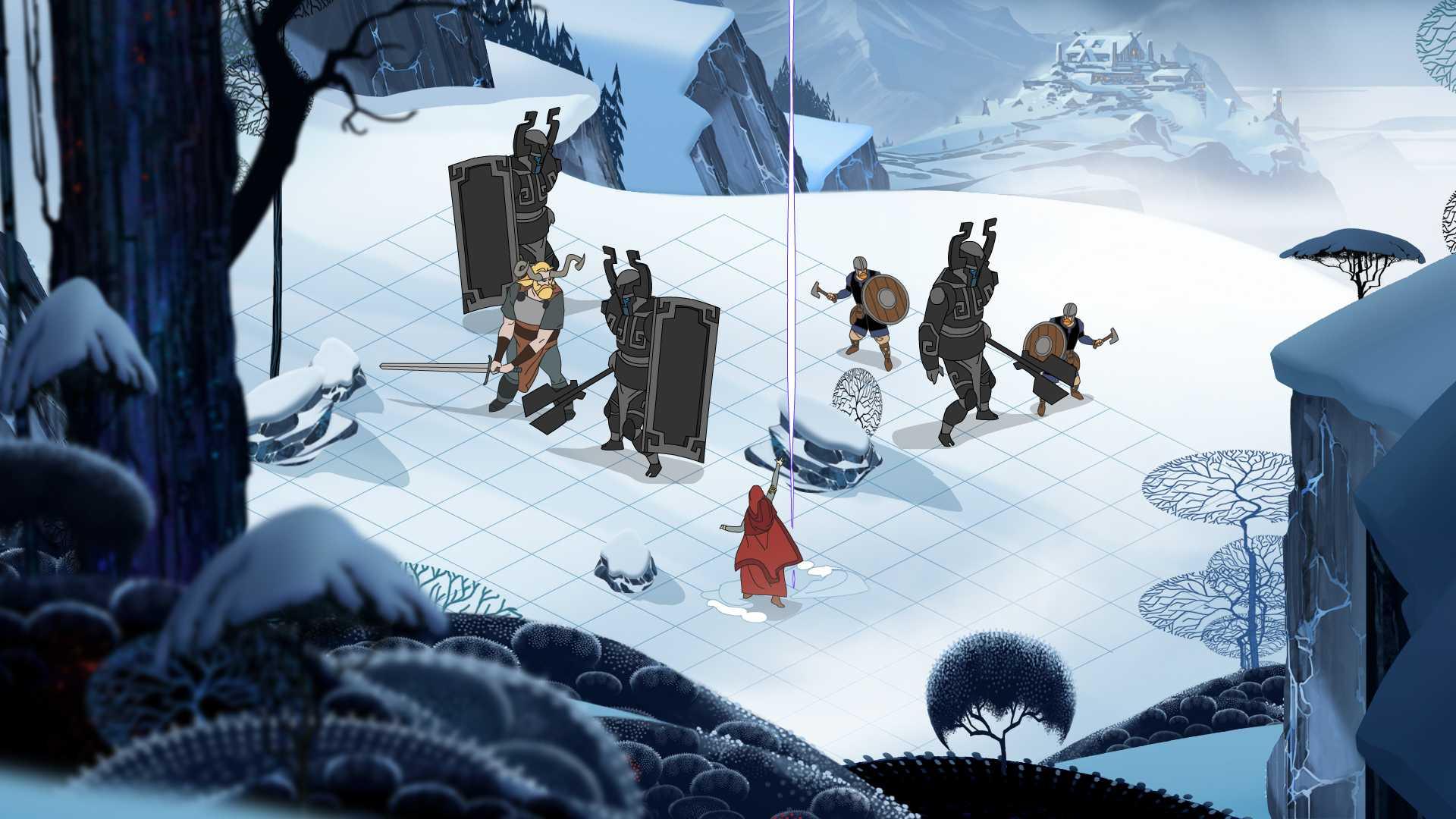 The Banner Saga Sistem Gereksinimleri